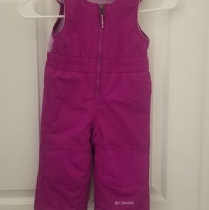 Columbia Jackets & Coats - Toddler Columbia Bugaboo Snowsuit Size 12-18 month